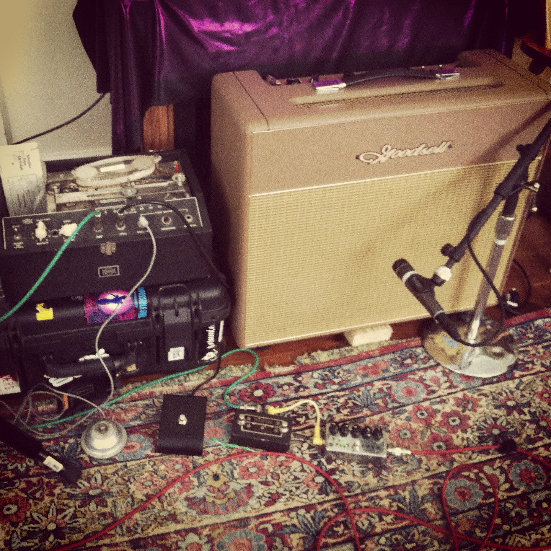 all analog, 2014 Rev Screaming Fingers Tour